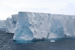 Iceberg tabulaire Photo stock