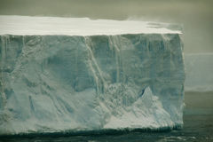 Iceberg tabulare Fotografia Stock Libera da Diritti