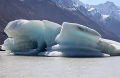 Iceberg - Tasman Lake - New Zealand Royalty Free Stock Photo