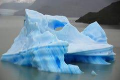 Iceberg, Torres del Paine Photographie stock libre de droits