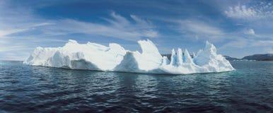 Iceberg and water Stock Image