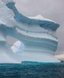 Iceberg and 'window' royalty free stock photo