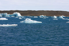 Icebergs Royalty Free Stock Photography