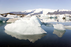 Icebergs Royalty Free Stock Images