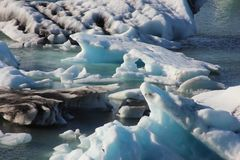 icebergs foto de archivo libre de regalías