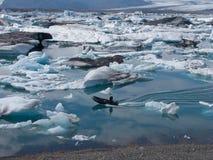 Icebergs 2 Royalty Free Stock Photography