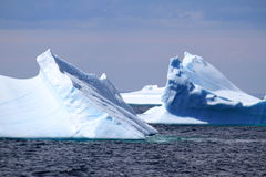 Icebergs photos stock