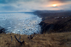 Icebergs Royalty Free Stock Photography