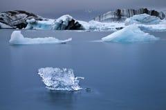 Icebergs. Images libres de droits