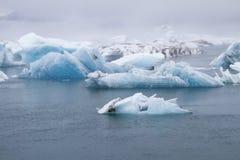icebergs Imagens de Stock Royalty Free