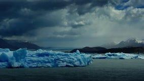 icebergs Zdjęcie Stock