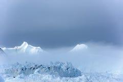icebergs Obraz Royalty Free