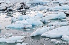 icebergs Fotos de archivo libres de regalías