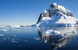 icebergs Photo stock