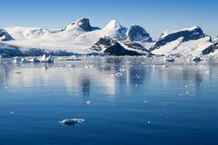 icebergs Imagem de Stock Royalty Free