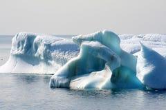Icebergs Image stock