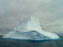 Icebergs,  Antarctica Royalty Free Stock Photo