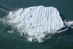Icebergs de flottement #1 Photo libre de droits