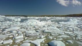 Icebergs en Islandia