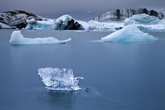 Icebergs. Royalty Free Stock Images