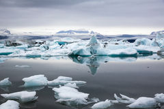 Icebergs Royalty Free Stock Image