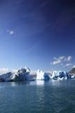 Icebergs grandes Imagenes de archivo