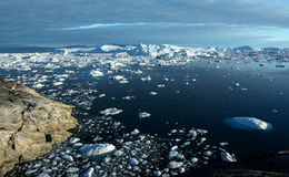 Icebergs in Greenland 28 Stock Images