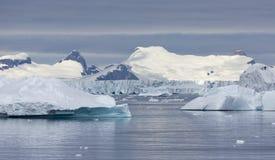 Icebergs Royalty Free Stock Image