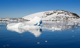 Icebergs Stock Photography