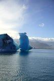 Icebergs, Islandia Fotos de archivo