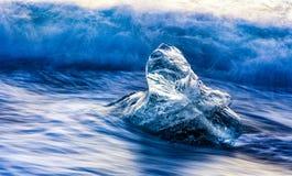 Icebergs minuscules Images libres de droits