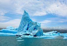 Free Icebergs Of Spegazzini Glacier Royalty Free Stock Photo - 117101135