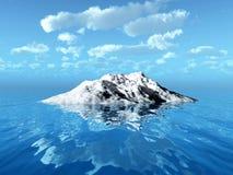IcebergX Stock Photo