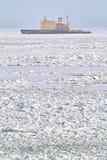 icebreaker стоковое фото