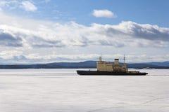 Icebreaker Royalty Free Stock Photos