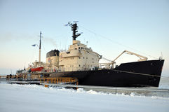 icebreaker Стоковые Фотографии RF