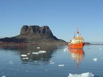 icebreaker Стоковая Фотография RF