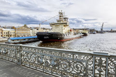 icebreaker stockfoto