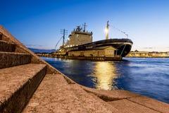 icebreaker Fotografia de Stock
