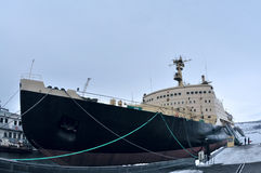 Icebreaker at home Stock Images