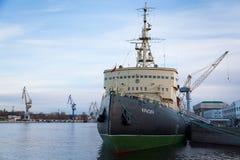 Icebreaker Krasin Royalty Free Stock Image