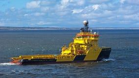 Icebreaker Vessel Royalty Free Stock Image