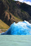 Iceburg colorido Imagens de Stock