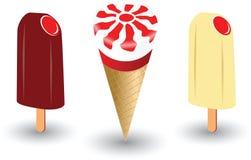 Icecream vector illustration