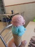 Icecream Royaltyfria Bilder