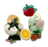 Icecream stock photo