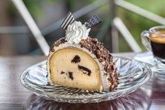 Icecream cake Royalty Free Stock Image