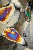 Icecrystals bonito fotos de stock