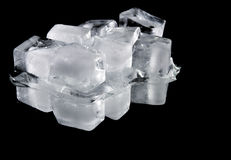 Icecubes Fotografia Stock