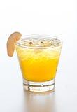 Iced Apple Tea Stock Image